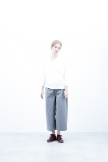 Cut&Sewn / S6_N036T : PONT7 13,500+tax br; Pants / S6-N042P : DKPT 23,000+tax br; Shoes / S6_F111R : REGALIA DUDA-L 98,000+tax