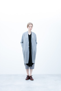Coat / S6_N034C : PNCD 24,000yen+tax br; Cut&Sewn / S6_N162T : RLTLT 10,500yen+tax br; Pants / S6_N063P : GMSL 17,500yen+tax br; Shoes / S6_F111R : REGALIA DUDA-L 98,000+tax