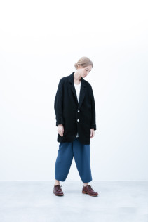 Jacket / S6_N133J : CEJK-L 42,000yen+tax br; Cut&Sewn / S6_N161T : RTLT-L 9,500yen+tax br; Pants / S6_N103P : FTYPT 22,000yen+tax br; Shoes / S6_F111R : REGALIA DUDA-L 98,000+tax