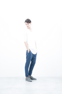 Cut&Sewn / S6_N167T : RTLT5 10,500+tax br; Pants / S6_N101P : SLMPT 20,000+tax br;