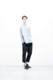 Cardigan / S6_N085T : M144CD-U 15,500+tax br; Cut&Sewn / S6_N166T : RTLT-M 11,500+tax br; Pants / S6_N071P : YGPT 19,500+tax br; Shoes / S6_F116R : REGALIA DURA-M 98,000+tax br;