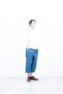 Cut&Sewn / S6_N081T : BTNT7 11,000+tax br; Pants / S6_N091P : DEPT 22,000+tax br; Shoes / S6_F116R : REGALIA DURA-M 98,000+tax br;