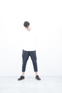 Cut&Sewn / S6_N083T : M144T-U 12,500+tax br; Pants / S6_N061P : WYPT 19,500+tax br; Shoes / S6_F116R : REGALIA DURA-M 98,000+tax br;
