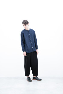 Shirt / S6_N026S : LMKSH 21,500yen+tax br; Pants / S6_N103P : FTYPT 22,000yen+tax br; Shoes / S6_F116R : REGALIA DURA-M 98,000yen+tax
