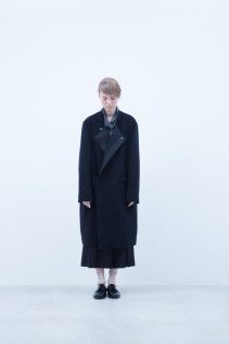 Coat / A6_N171C : RFCT 49,500+tax br; Turtleneck Cut&Sewn / A6_N064T : NRTOT 16,000+tax br; Pants / A6_N102P : WDSSL 23,000+tax br;
