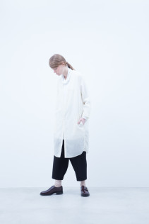 Coat / A6_N052C : NVCT 24,500+tax br; Turtleneck Cut&Sewn / A6_N022T : RTNT 10,000+tax br; Pants / A6_N093P : TYPT 23,500+tax br;