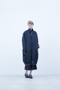 Coat / A6_N161C : STCT 54,000+tax br; Dress / A6_N104O : NSOP 18,000+tax br; Cut&Sewn / A6_N021T : RTLT_L 9,200+tax br; Skirt / A6_N035SK : PLSK 21,500+tax br; Shoes / S6_F1220R : ORDINARIA NOBLE 59,000yen+tax