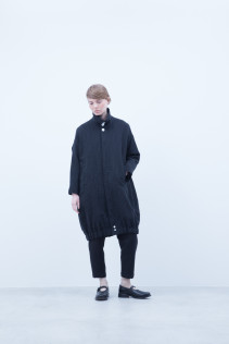 Coat / A6_N161C : STCT 54,000+tax br; Pants / A6_N111J : TRDJK 38,500+tax br; Shoes / S6_F1220R : ORDINARIA NOBLE 59,000yen+tax