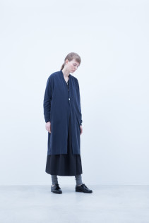 Coat / A6_N083T : NLCD 26,500+tax br; Dress / A6_N034O : HWOP 31,500+tax br; Leggings / A6_N024T : BEAL 8,900+tax br;