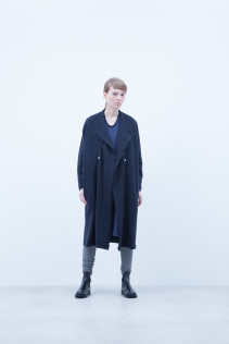Coat / A6_N121T : RCCT_L 35,500+tax br; Dress / A6_N047T : TR26OP 17,500+tax br; Leggings / A6_N024T : BEAL 8,900+tax br;
