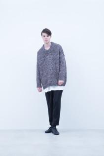 Sweater / A6_N152K : EGSW_U 39,000+tax br; Cut&Sewn / A6_N025T : RTLT_M 10,500+tax br; Pants / A6_N032P : SLPT 21,500+tax br;