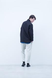 Jacket / A6_N112J : OTJK 37,500+tax br; Pullover / A6_N051S : POSH 21,500+rax br; Pants / A6_N132P : CSPT 23,500+tax br;