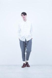 Shirts / A6_N014S : WDSH 21,000+tax br; Pants / A6_N113P : 1TSL 22,000+tax br; Shoes / S6_F116R : REGALIA DURA-M 98,000+tax br;