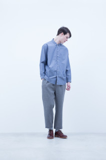Shirt / A6_N014S : WDSH 21,000+tax br; Pants / A6_N114P : STPT 23,000+tax br; Shoes / S6_F116R : REGALIA DURA-M 98,000+tax br;
