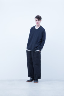 Cut&Sewn / A6_N123T : M44T 22,500+tax br; Pants / A6_N163P : WTPT 29,000+tax br; Shoes / S6_F116R : REGALIA DURA-M 98,000+tax br;