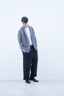 Jacket / A6_N112J : OTJK 37,500+tax br; Shirt / A6_N013S : LMKSH 21,000+tax br; Pants / A6_N163P : WTPT 29,000+tax br;