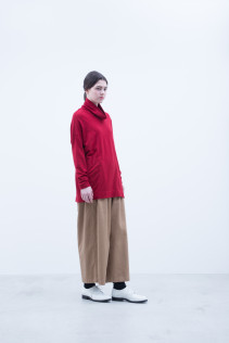 Turtleneck Cut & Sewn / A7_N083TF : NOTTN 14,000+tax br; Pants / A7_N053PF : NWDSL 19,500+tax br;