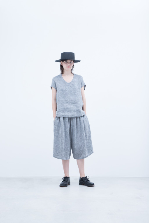 Hat / S8_NC261CP : NKKCP 16,500+tax br; Pullover / S8_NC203PO : NFOPO 14,500+tax br; Pants / S8_NC205P7 : NWTP7 21,000+tax br;