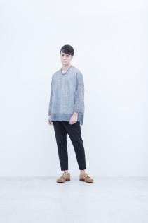 Sweater / S8_NC251KF : NOSLK 15,000+tax br; Pants / S8_NC111PF : NSSPT 17,500+tax br;
