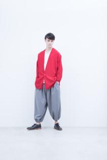 Shirts Cardigan / S8_NC171SC : NMNCD 19,500+tax br; Pants / S8_NC113PF : NADPT 20,500+tax br;