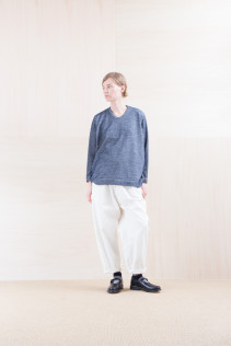Cut&Sewn_ NA15-T82 GT144 16,000yen+tax br; Pants_ NA15-P111 NSBCN 21,500yen+tax br; Sox_ FA15041 LANA01 3,300yen+tax br; Shoes_ FA15062 ORDINARIA NOBLE 59,000yen+tax