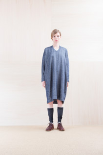 Dress_ NA15-T85 GTOP 24,000yen+tax br; Cut&Sewn_ FA15031 ELEM T-L 9,500yen+tax  br; Sox_ FA15041 LANA01 3,300yen+tax br; Shoes_ FA15051 REGALIA DURA-L 98,000yen+tax