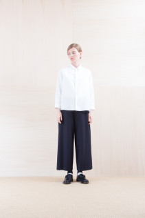 Shirts_ NA15-S11 JSOSH 18,500yen+ta br; Pants_ NA15-P135 SKPT 23,500yen+tax br; Sox_ FA15042 LANA02 3,300yen+tax br; Shoes_ FA15062 ORDINARIA NOBLE 59,000yen+tax