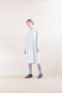 Dress_ NA15-T105 OSOP 25,000yen+tax br; Sox_ FA15041 LANA01 3,300yen+tax br; Shoes_ FA15061 ORDINARIA DURA-L 59,000yen+tax
