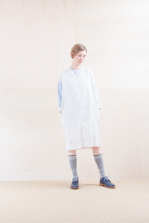Dress_ NA15-O33 FSOP 24,500yen+tax br; Shirts_ NA15-S12 JMSH 18,000yen+tax br; Sox_ FA15041 LANA01 3,300yen+tax br; Shoes_ FA15061 ORDINARIA DURA-L 59,000yen+tax