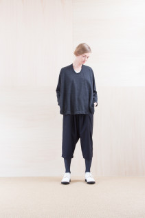 Cut&Sewn_ NA15-T103 FAT 19,400yen+tax br; Pants_ NA15-P72 GMSL 24,000yen+tax br; Sox_ FA15041 LANA01 3,300yen+tax br; Shoes_ FA15071 AGGRESSIA DURA-L 44,000yen+tax