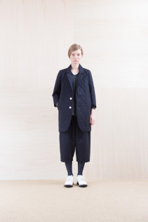 JacketCoat_ NA15-J182 CEJK-L 54,000yen+tax br; Cut&Sewn_ NA15-T103 FAT 19,400yen+tax br; Pants_ NA15-P72 GMSL 24,000yen+tax br; Sox_ FA15041 LANA01 3,300yen+tax br; Shoes_ FA15071 AGGRESSIA DURA-L 44,000yen+tax