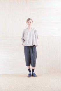 Cut&Sewn_ NA15-T84 GFAT 16,000yen+tax br; Pants_ NA15-P72 GMSL 24,000yen+tax br; Sox_ FA15041 LANA01 3,300yen+tax br; Shoes_ FA15061 ORDINARIA DURA-L 59,000yen+tax