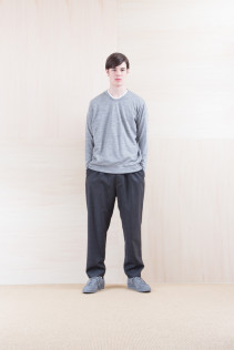 Cut&Sewn_ NA15-T107 WT125T 18,000yen+tax br; Pants_ NA15-P132 WDPT 24,500yen+tax
