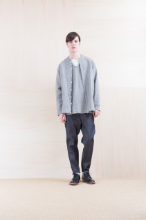 Shirts_ NA15-S67 LMKSH 24,500yen+tax br; Shirts_ NA15-S68 SHPO 21,500yen+tax br; Denim_ FA15011 DUN-I 19,500yen+tax br; Shoes_ FA15056 REGALIA DURA-M 98,000yen+tax