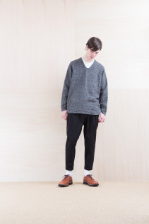 Shirts_ NA15-S68 SHPO 21,500yen+tax br; Pants_ NA15-P142 CSSL 21,00yen+tax br; Shoes_ FA15076 AGGRESSIA DURA-M 44,000yen+tax