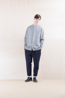 Shirts_ NA15-S67 LMKSH 24,500yen+tax br; Pants_ NA15-P41 YGPT 21,500yen+tax br; Shoes_ FA15056 REGALIA DURA-M 98,000yen+tax