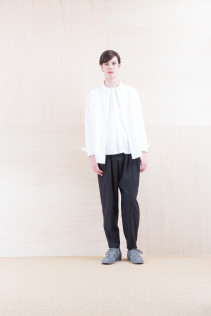 Shirts_ NA15-S16 WDSH 19,500yen+tax br; Shirts_ NA15-S17 KMSH 19,000+tax br; Pants_ NA15-P71 FLSL 26,000yen+tax