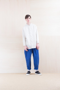 Shirts_ NA15-S36 CLGSH 21,000yen+tax br; Pants_ NA15-P111 NSBCN 21,500yen+tax