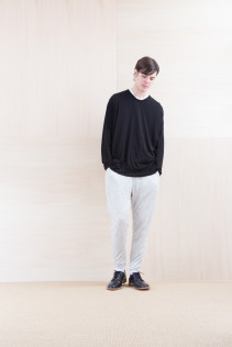 Cut&Sewn_ NA15-T21 CPT144 11,000yen+tax br; Cut&Sewn_ FA15036 ELEM T-M 12,000yen+tax br; Pants_ NA15-P101 WTPT 24,500yen+tax br; Shoes_ FA15056 REGALIA DURA-M 98,000yen+tax