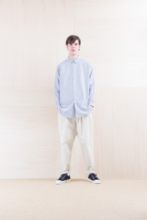 Shirts_ NA15-S19 LGSH 21,000yen+tax br; Pants_ NA15-P141 CTSL 21,000yen+tax