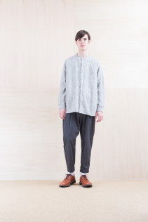 Shirts_ NA15-S67 LMKSH 24,500yen+tax br; Pants_ FA15022 LAS 19,500yen+tax br; Shoes_ FA15076 AGGRESSIA DURA-M 44,000yen+tax