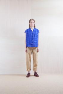 Shirts_ S15-S163 VFSH 16,000yen+tax br; Pants_ S15-P82 CNSL 22,000yen+tax br; Shoes_ prototype