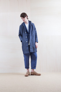 Coat_ S15-C83 FOCT 32,000yen+tax br; Jacket_ S15-J137 TRDJK-L 38,000yen+tax br; Cut&Sewn_ S15-T48 115T2p 10,500yen+tax br; Pants_ S15-P131 WEPT 24,000yen+tax