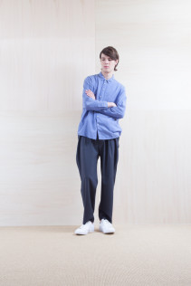 Shirts_ S15-S36 WDSH 19,000yen+tax br; Pants_ S15-P22 WDPT 23,500yen+tax