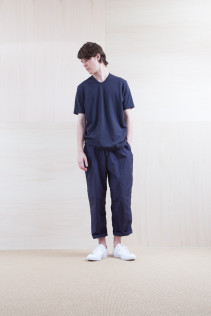 Cut&Sewn_ S15-T108 PTT-5 10,500yen+tax br; Pants_ S15-P211 CWPT 21,500yen+tax