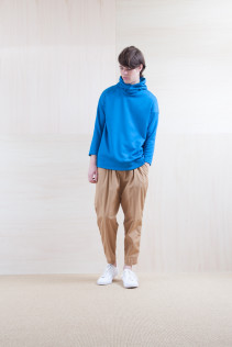 Cut&Sewn_ S15-T128 OFPK 15,000yen+tax br; Pants_ S15-P11 CPOSL3 20,000yen+tax