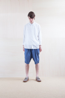 Shirts_ S15-S37 OSSH9 20,000yen+tax br; Pants_ S15-P12 SRSL 18,500yen+tax br; Shoes_ prototype