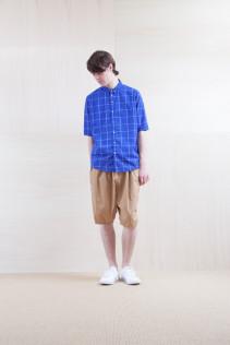 Shirts_ S15-S167 WWDSH-5 18,500yen+tax br; Pants_ S15-P12 SRSL 18,500yen+tax br;