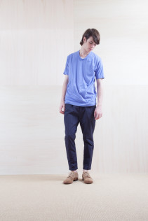 Cut&Sewn_ S15-T197 115T 7,200yen+tax br; Pants_ S15-P212 KNPT 21,000yen+tax