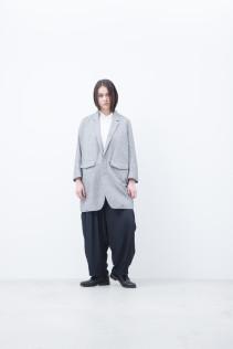 Jacket / A8_NC151JK : NTRJK 43,000+tax br; Shirt / A8_NC102SF : NCCSH 18,500+tax br; Pants / A8_NC071PF : NWGSL 25,000+tax br;